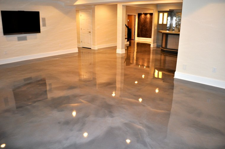 Residential Epoxy Floor | The New Trend In Interior Design