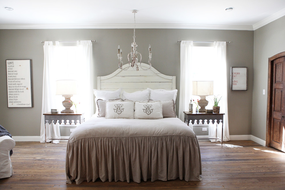 Elegant Master Bedroom South Florida Painting Company Wall