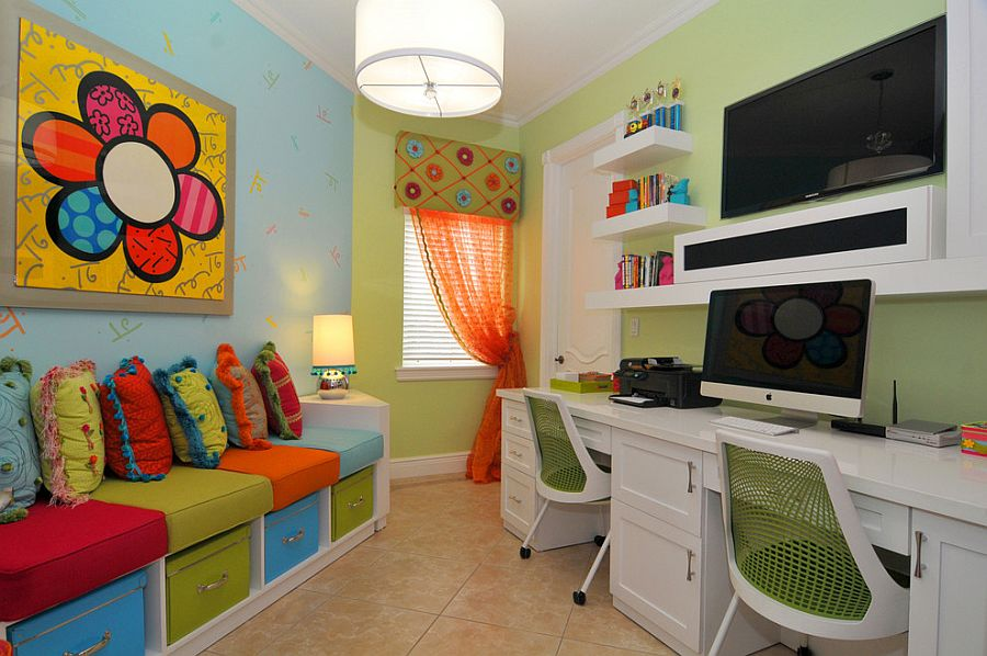 Multi Color Room